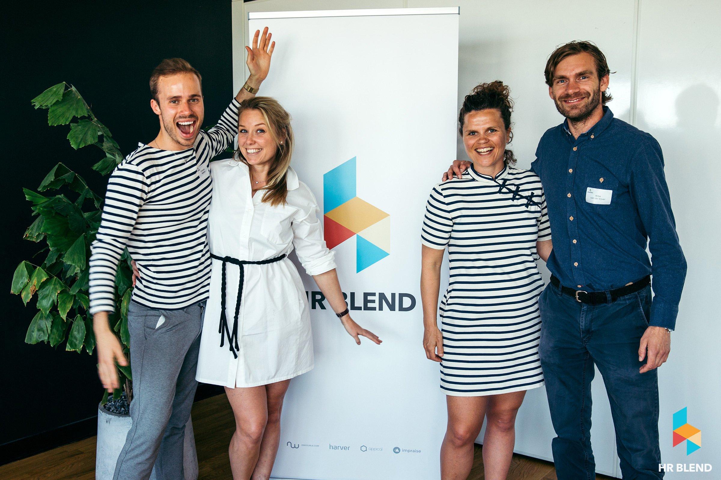 HR Blend - partners